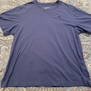Tommy Bahama Men's Large T-Shirt w/swordfish logo